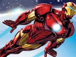 juego Iron Man En Su Laboratorio
