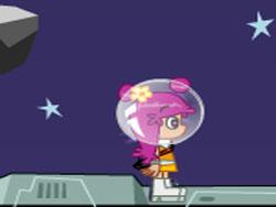 juego Amy y Yumi en el Espacio
