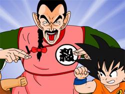 juego Goku Derrota a Tao Pai Pai