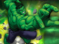 juego Hulk Aplasta con furia